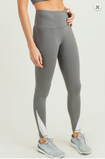 20.01.07 The Harmony High Waist Workout Leggings