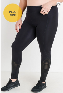 20.01.07 Bella High Waisted Curvy Leggings