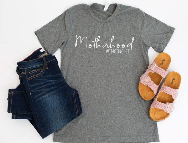 Market Apparel Designs- 19.04.11 - Motherhood, Winging It