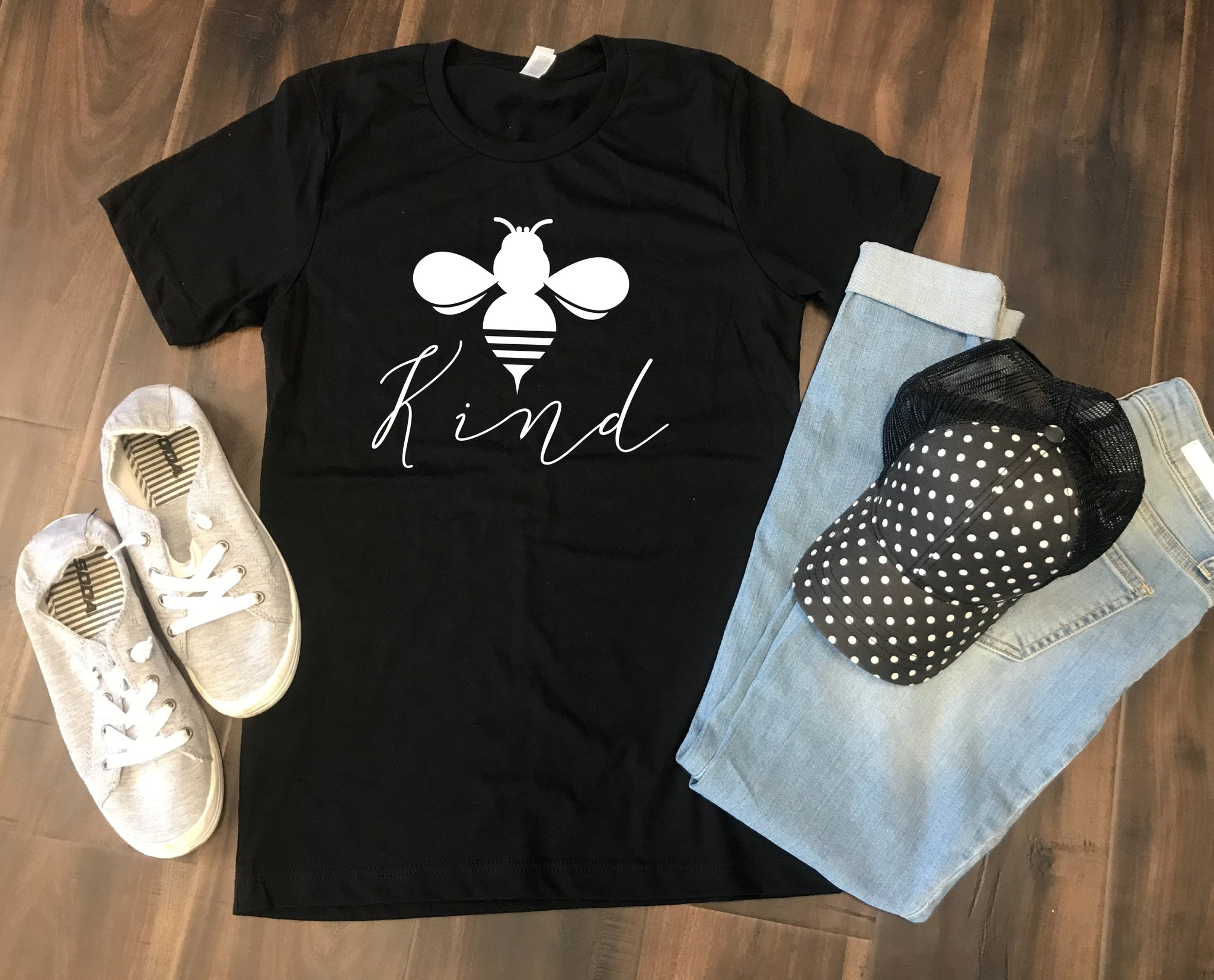 Bee Kind  - Market Apparel Designs-19.09.03K