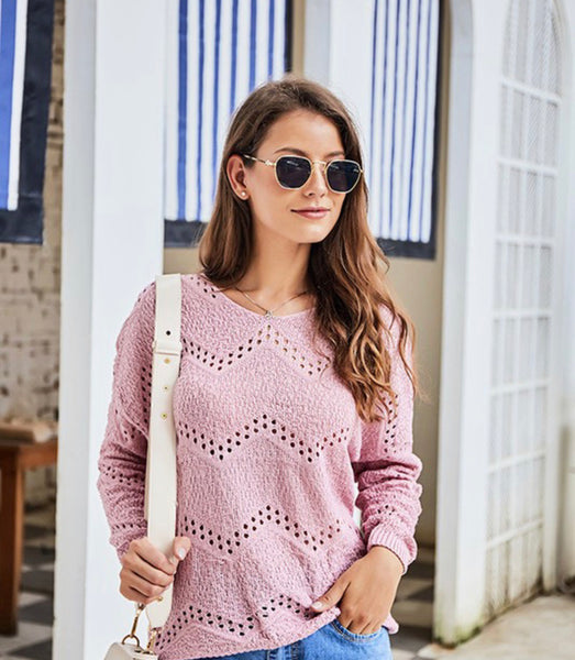 Beaumont Ballerina Pink One Size Sweater 19.09.12B