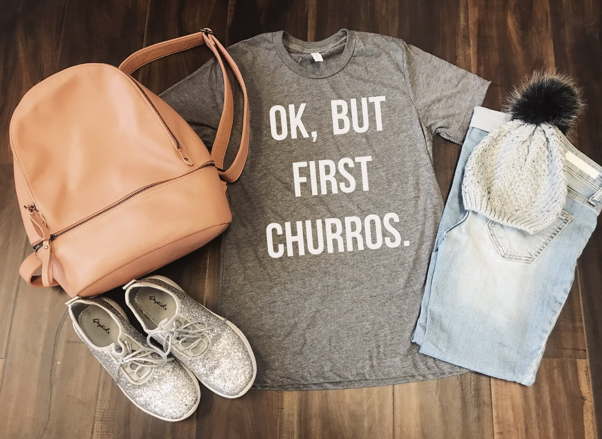 Ok, But First Churros