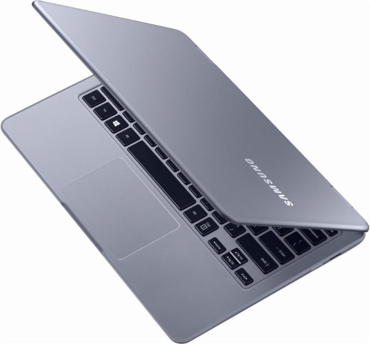 "Samsung - Notebook 7 Spin 2-in-1 13.3"" Touch-Screen Laptop - Intel Core i5 - 8GB Memory - 256GB Solid State Drive - Stealth Silver"