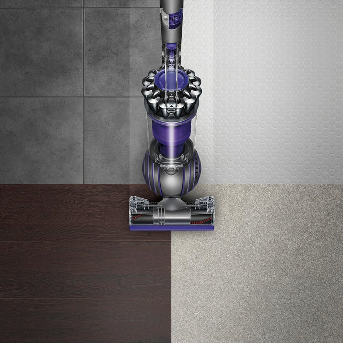 Dyson - Ball Animal 2 Bagless Upright Vacuum - Iron/Purple Model:227635-01/334176-01