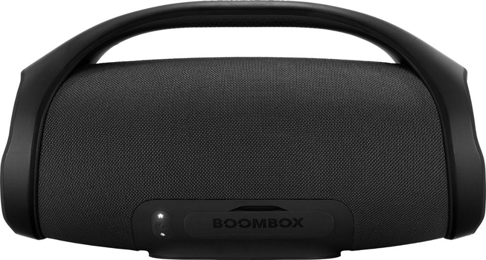 JBL - Boombox Portable Bluetooth Speaker - Black Model:JBLBOOMBOXBLKAM