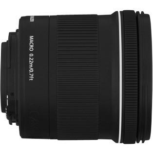 Canon - EF-S 10-18mm f/4.5-5.6 IS STM Ultra-Wide Zoom Lens - Black Model:9519B002
