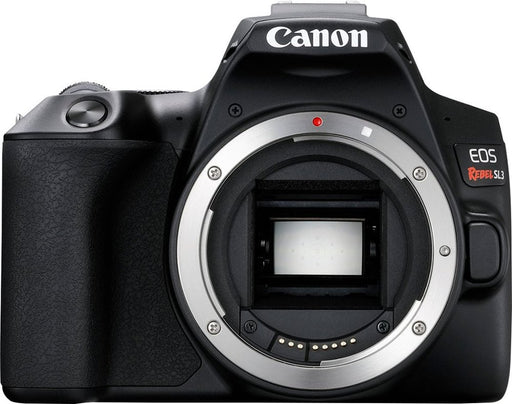 Canon - EOS Rebel SL3 DSLR Camera (Body Only) Model:3453C001