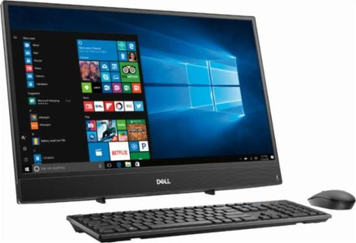 "Dell - Inspiron 21.5"" Touch-Screen All-In-One - AMD E2-Series - 4GB Memory - 1TB Hard Drive - Black"