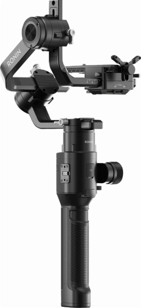 DJI - Ronin-S Handheld Gimbal Stabilizer for DSLR and Mirrorless Cameras Model:CP.ZM.00000103.02