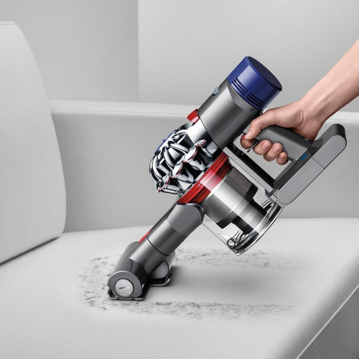 Dyson - V8 Animal Cord-Free Stick Vacuum - Iron Model:229602-01