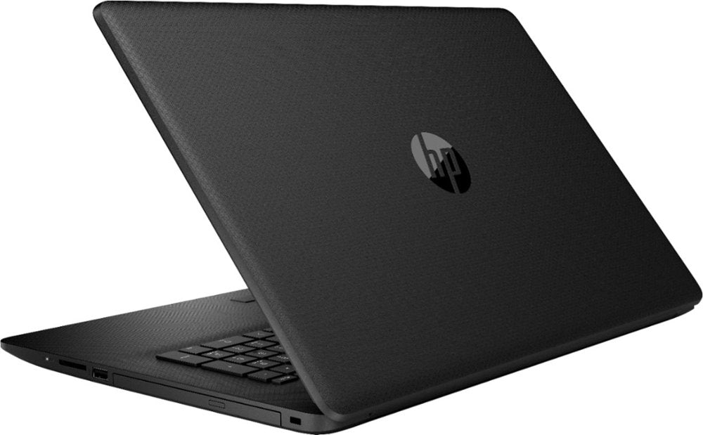 "HP - 17.3"" Laptop - AMD Ryzen 7 - 16GB Memory - AMD Radeon RX Vega 10 - 1TB HDD - Jet Black, Mesh Knit Pattern With Texture Finish Model:17-CA1031DX"