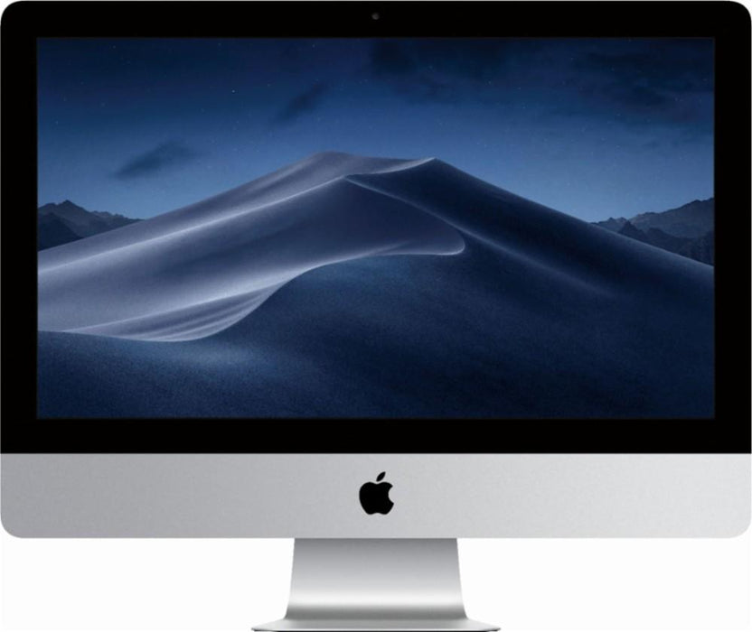 "Apple - 21.5"" iMac® - Intel Core i5 (3.0GHz) - 8GB Memory - 1TB Hard Drive - Silver"
