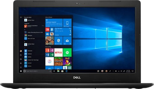 "Dell - Inspiron 15.6"" Touch-Screen Laptop - Intel Core i3 - 8GB Memory - 128GB SSD - Black Model:I3583-3867BLK"