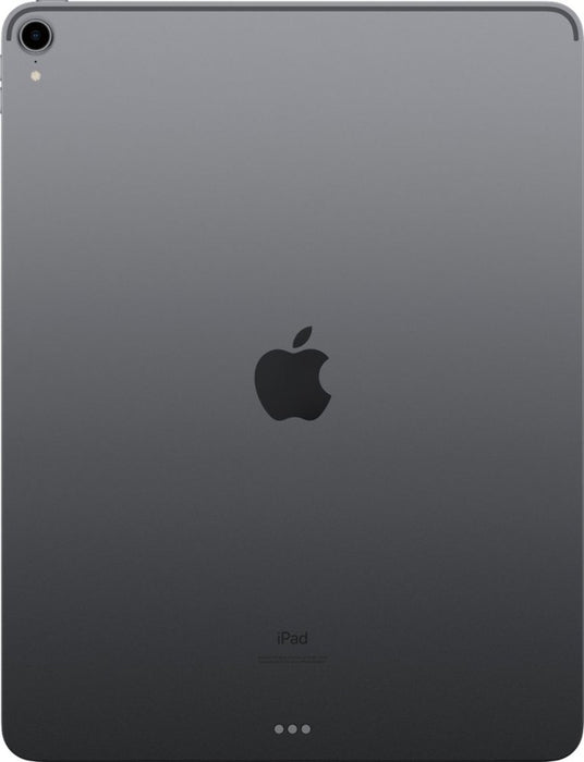 Apple - 12.9-Inch iPad Pro (Latest Model) with Wi-Fi + Cellular - 64GB - Space Gray Model:MTHN2LL/A