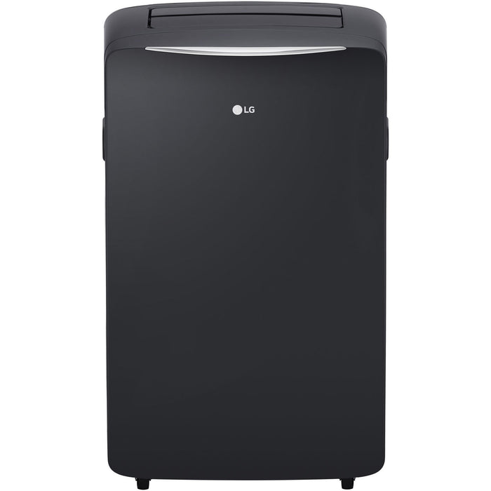 LG LP1417GSR 115V Portable Air Conditioner with Remote Control in Graphite Gray for Rooms up to 400-Sq. Ft.