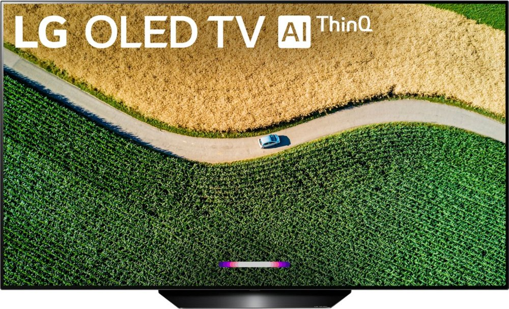 "LG - 65"" Class - OLED - B9 Series - 2160p - Smart - 4K UHD TV with HDR Model:OLED65B9PUA"