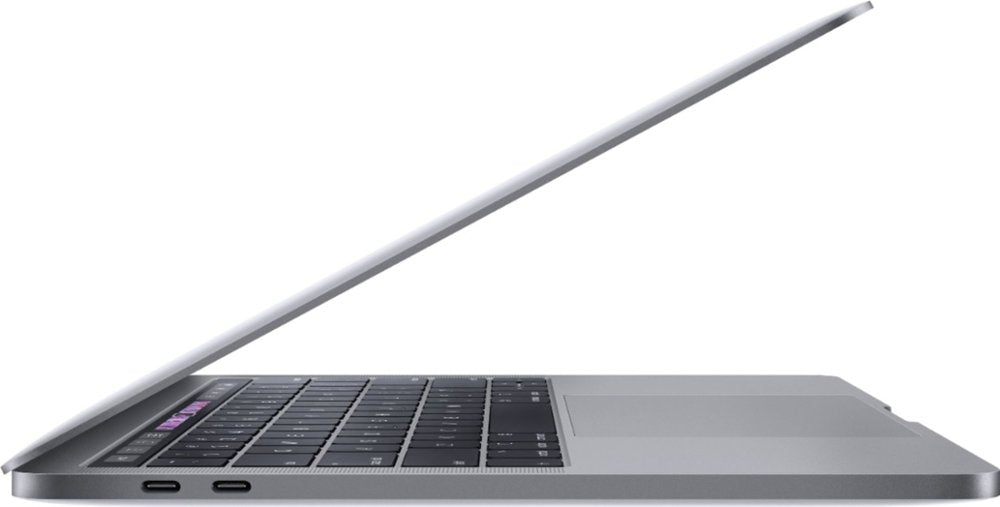 "Apple - MacBook Pro - 13"" Display with Touch Bar - Intel Core i5 - 8GB Memory - 128GB SSD (Latest Model) - Space Gray Model:MUHN2LL/A"