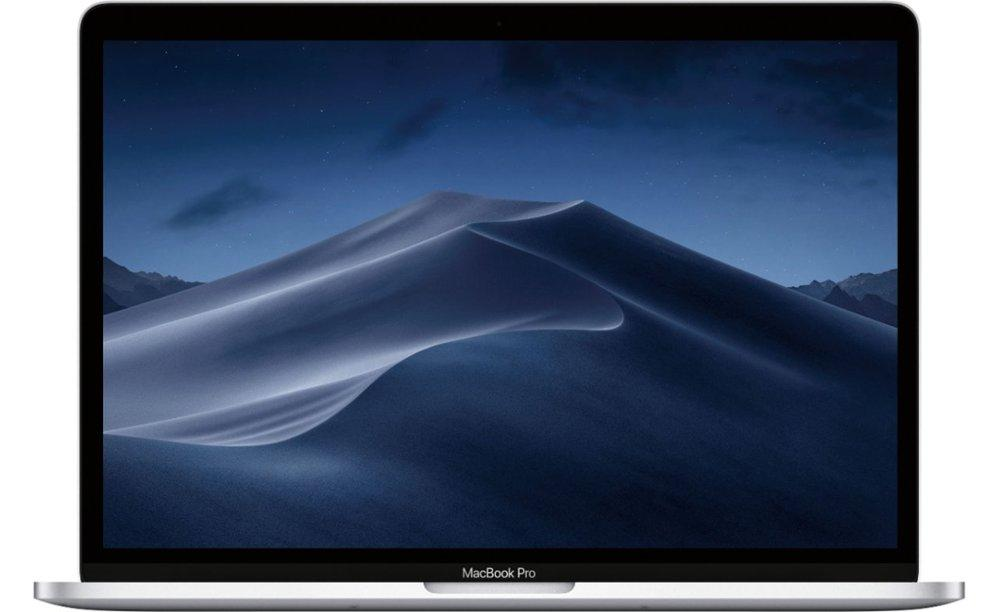 "Apple - MacBook Pro® - 13"" Display - Intel Core i5 - 8 GB Memory - 128GB Flash Storage - Silver Model:MPXR2LL/A"