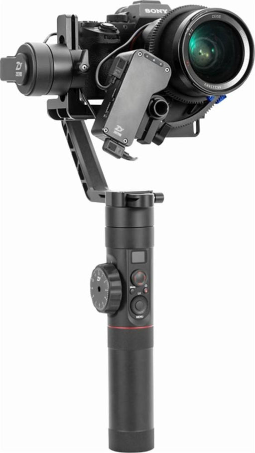 Zhiyun - Crane 2 Handheld Stabilizer with Follow Focus Model:CRANE2