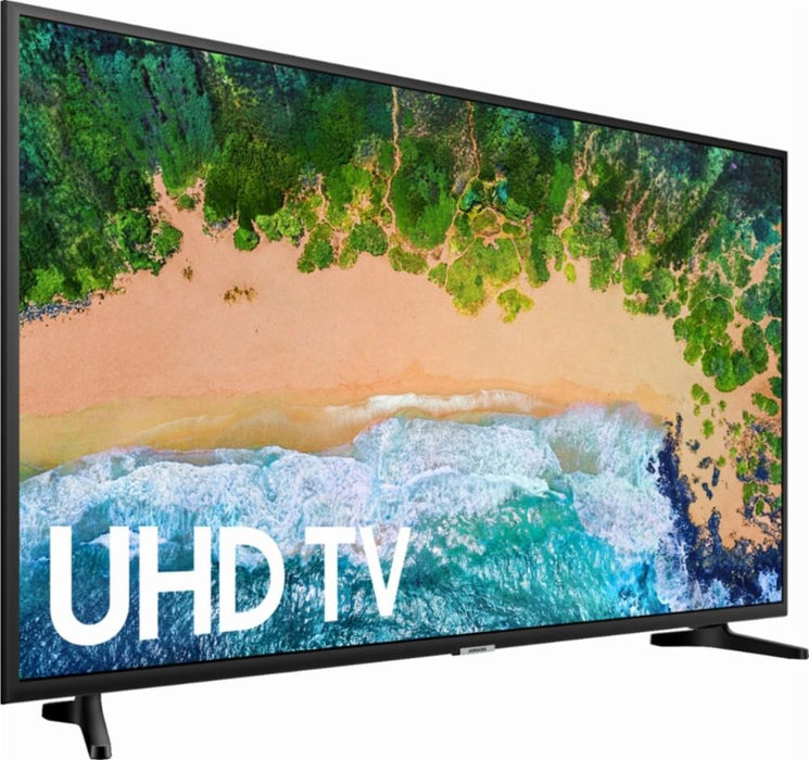 "Samsung - 55"" Class - LED - NU6900 Series - 2160p - Smart - 4K UHD TV with HDR Model:UN55NU6900FXZA"
