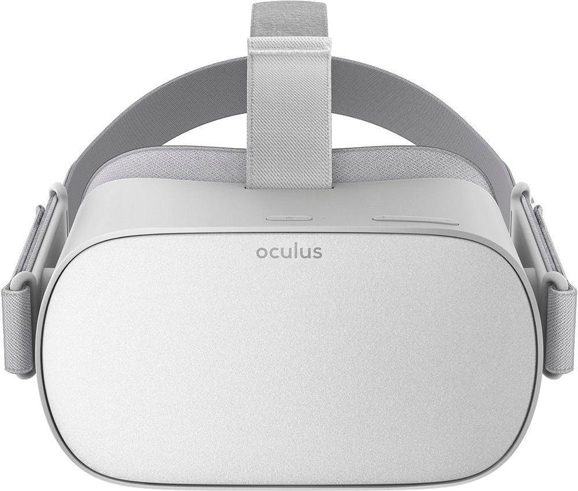 Oculus - Go 64GB Stand-Alone Virtual Reality Headset Model:301-00104-01