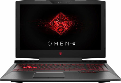 "HP - OMEN by HP 15.6"" Gaming Laptop - Intel Core i7 - 8GB Memory - NVIDIA GeForce GTX 1660 Ti - 256GB Solid State Drive - Shadow Black, Carbon Fiber Pattern Model:15-DC1020NR"