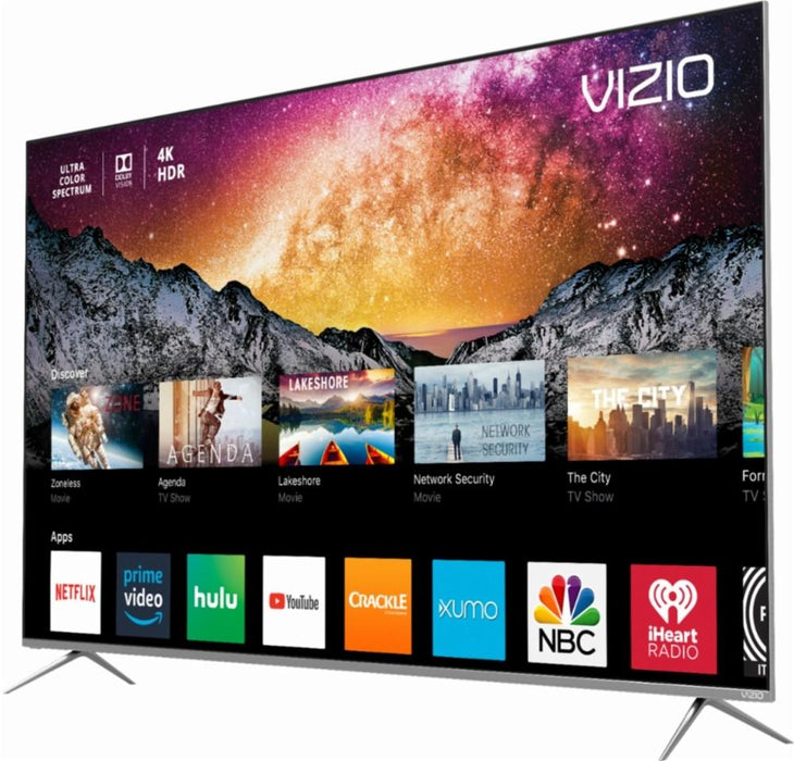 "New! VIZIO - 65"" Class - LED - P Series - 2160p - Smart - 4K UHD TV with HDR"