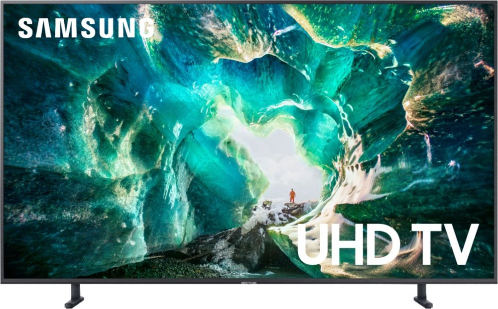 "Samsung - 55"" Class - LED - 8 Series - 2160p - Smart - 4K UHD TV with HDR Model:UN55RU8000FXZA"