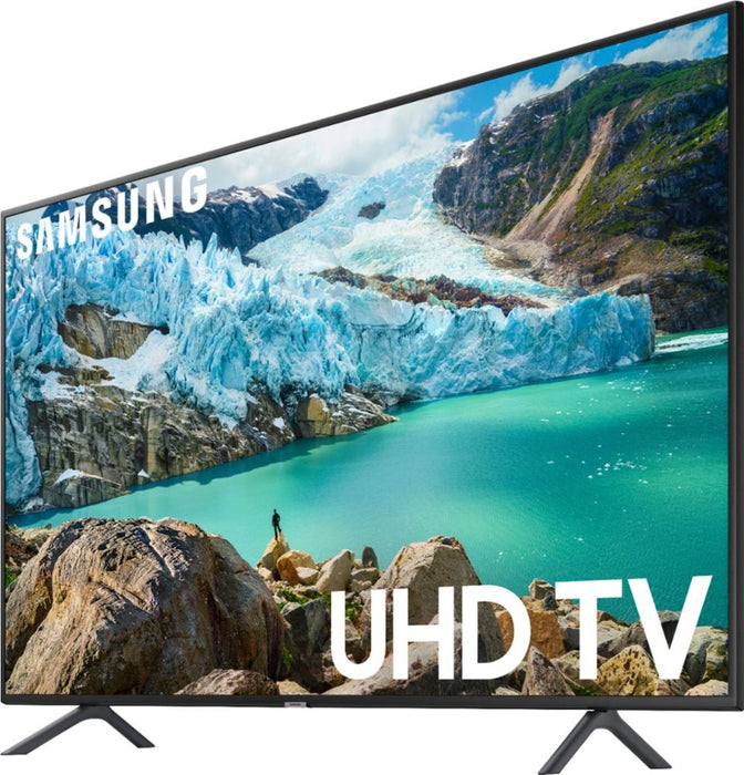"Samsung - 50"" Class - LED - 7 Series - 2160p - Smart - 4K UHD TV with HDR Model:UN50RU7100FXZA"