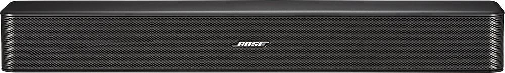 Bose® - Solo 5 TV Soundbar - Black