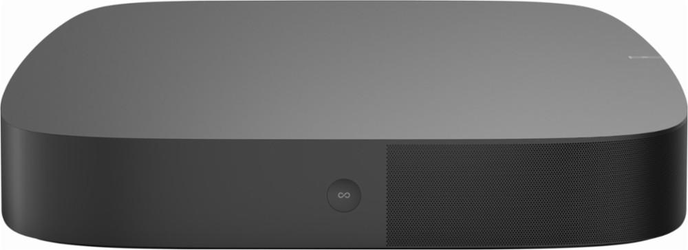 Sonos - Playbase Wireless Soundbase for Home Theater and Streaming Music - Black Model:PBASEUS1BLK