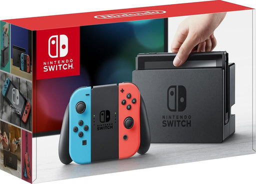 Nintendo - Nintendo Switch™ 32GB Console - Neon Red/Neon Blue Joy-Con