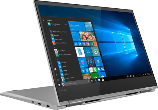 "Lenovo - Yoga 730 2-in-1 13.3"" Touch-Screen Laptop - Intel Core i5 - 8GB Memory - 256GB Solid State Drive - Platinum Model:81CT0008US"