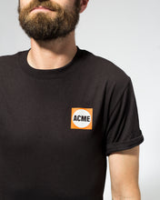 ACME Logo T-Shirt, Black