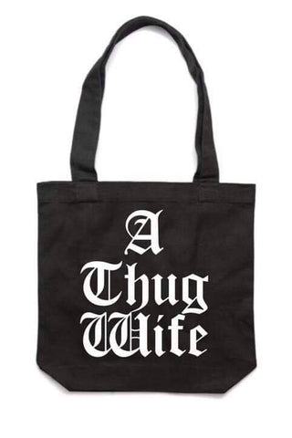 A Thug Wife Collection Tote