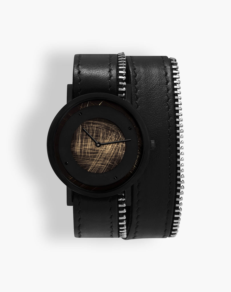 AVANT Emerge Double side zip Watch