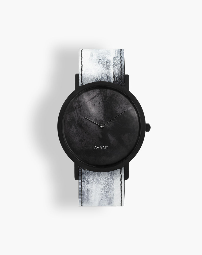 AVANT Diffuse White Watch