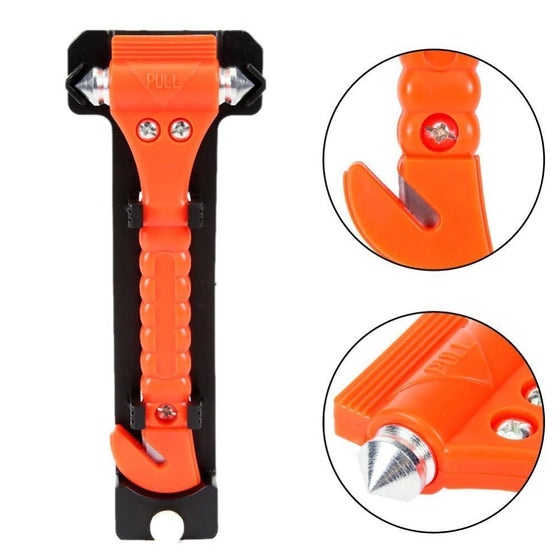 Safety Hammer Camping Cutter Emergency