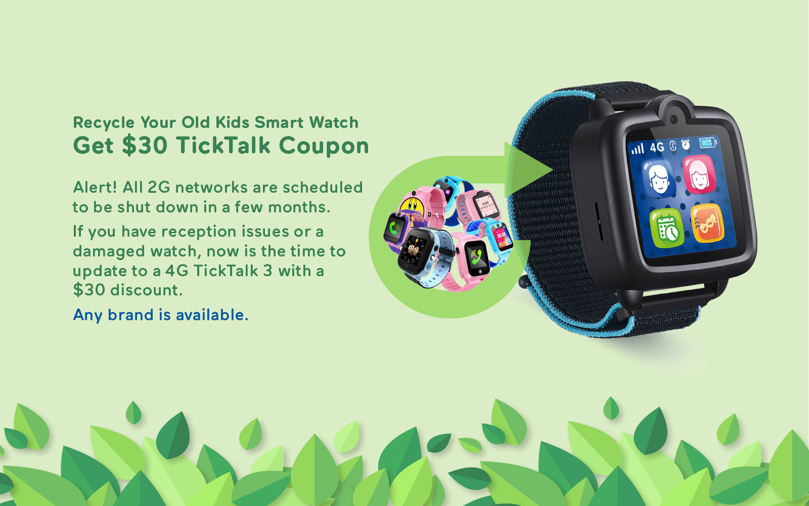Best Kids Smart Watch Phone and GPS Tracker | My TickTalk