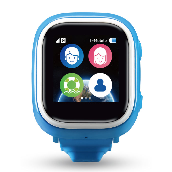 TickTalk 1.0 S Blue Kids smart watch phone