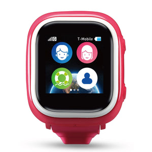 TickTalk 1.0 S Pink Kids smart watch with locator