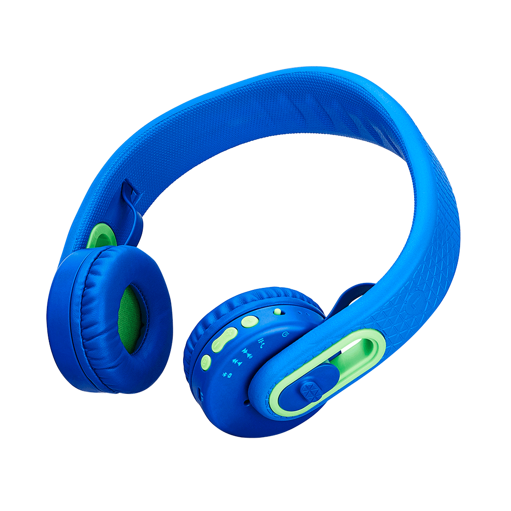 Twists Wireless Bluetooth Headphones Headphones TickTalk Blue