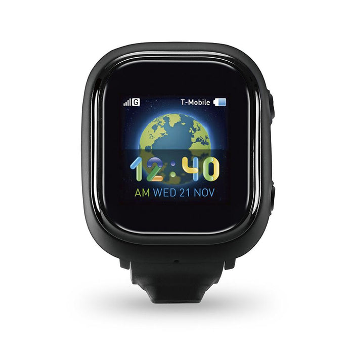 TickTalk 2.0 Black GPS Smart Phone Watch