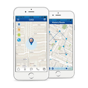 TickTalk GPS App