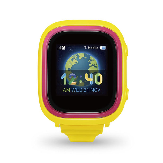 TickTalk 2.0 Yellow GPS Smart Phone Watch
