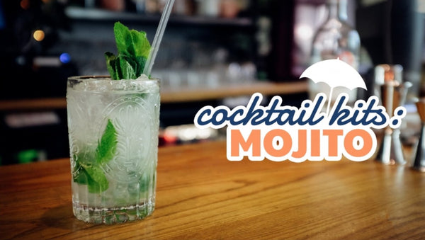 Mojito - Cocktail Equipment Kits