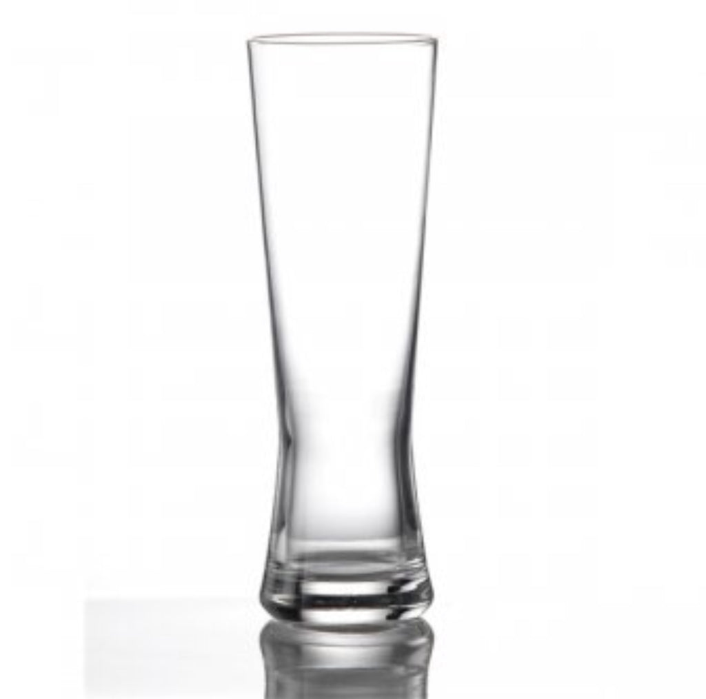 Craft Pilsner Pinched Beer Glass | Pack of 6