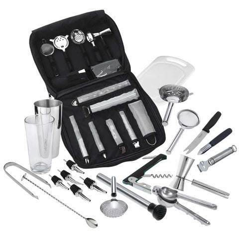 Complete Cocktail Set Kit Bag