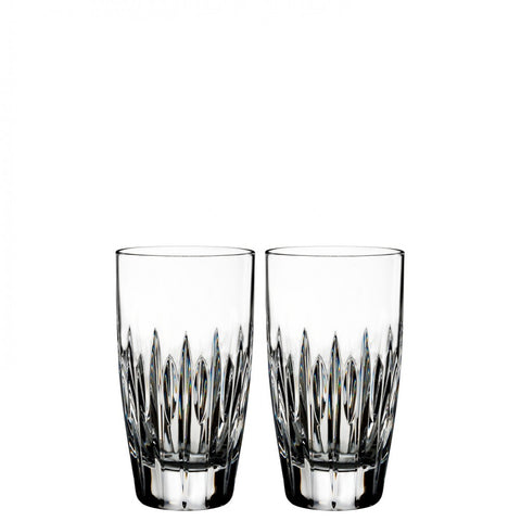 By Waterford Ardan Collection Mara Hi Ball (Set of 2