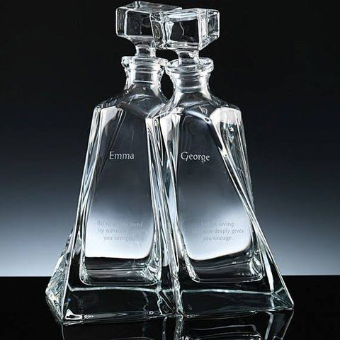 Lovers Decanters